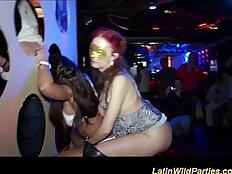 glory hole latin party