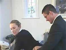 British Teachers Fuck The New Teen Foreign Exchange Student