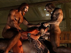 New Skyrim Forced Sex Animations